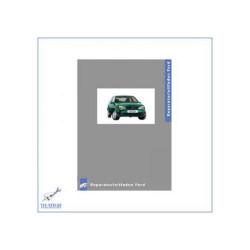Ford Fiesta (95-02) Schaltgetriebe iB5 - Werkstatthandbuch