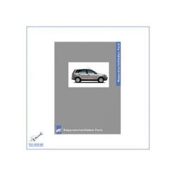 Ford Fusion  4-Gang Automatikgetriebe AW81-40 - Werkstatthandbuch