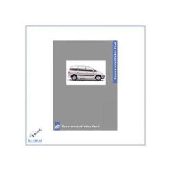 Ford Galaxy (00-06) Automatikgetriebe AG4 - Werkstatthandbuch