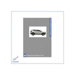 Ford Kuga (08-12) 2.0L Duratorq-TDCi Dieselmotor - Werkstatthandbuch
