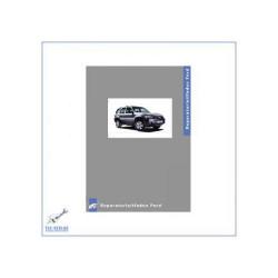 Ford Maverick (04>) 4-Gang Automatikgetriebe - Werkstatthandbuch