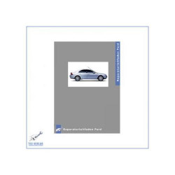 Ford Mondeo (00-07) Karosserie innen und außen - Werkstatthandbuch