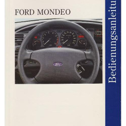 Ford Mondeo (93-96) - Betriebsanleitung
