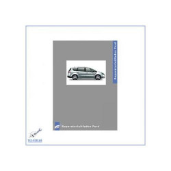 Ford S-MAX (ab 06) 2.5L Duratec-ST (VI5) Motor - Werkstatthandbuch