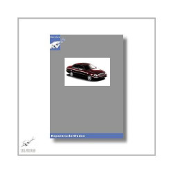 Ford Scorpio (94-98) Fahrwerk - Werkstatthandbuch