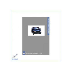 Ford Transit (94-00) 2,5l Turbo Dieselmotor 115PS - Werkstatthandbuch