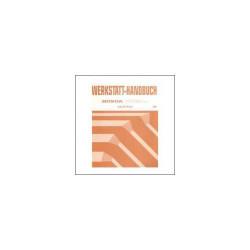 Honda Accord Coupe / Accord Aero Deck (97>) - Werkstatthandbuch - Nachtrag