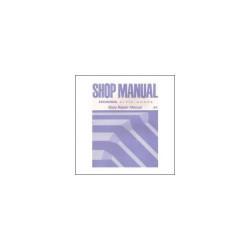 Honda Civic Coupe (94>) - Shop Manual