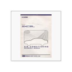 Hyundai Pony / Excel  - Workshop Manual Air Condition