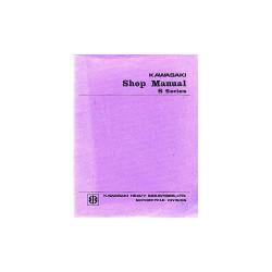 Kawasaki S-Series (72-75) - Shop-Manual