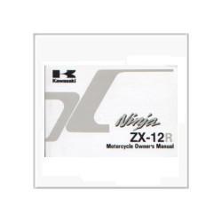 Kawasaki ZX-12R - Owner`s Manual
