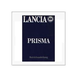 Lancia Prisma - Betriebsanleitung