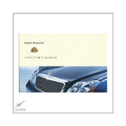 Maybach 57 / 57 S / 62 / 62 / 62 S  - Owner`s Manual