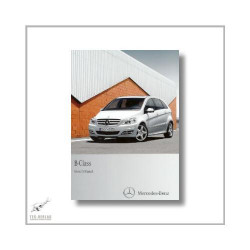 Mercedes-Benz B-Class (05>) Owner`s Manual 2010
