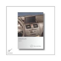 Mercedes-Benz C-Class (07>) Comand APS Supplement 2010