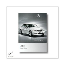 Mercedes-Benz C-Class (07>) Owner`s Manual 2010