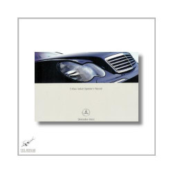 Mercedes-Benz C-Class Sedan (00>) Operator`s Manual 2004
