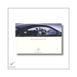 Mercedes-Benz CLK-Class Coupe (02>) Operator`s Manual 2004