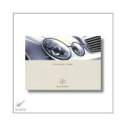 Mercedes-Benz E-Class (02>) Operator`s Manual 2003