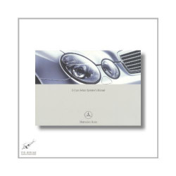 Mercedes-Benz E-Class Sedan (02>) Operator`s Manual 2004