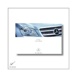 Mercedes-Benz GL-Class (05>) Owner`s Manual 2006