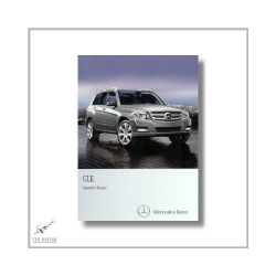 Mercedes-Benz GLK (08>) Operator`s Manual 2011