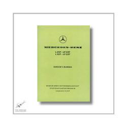 Mercedes-Benz L327 LP327 L337 LP337 (59>) Owner`s Manual