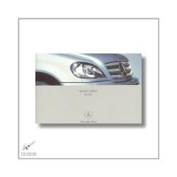 Mercedes-Benz M-Class (97>) Operator`s Manual 2005