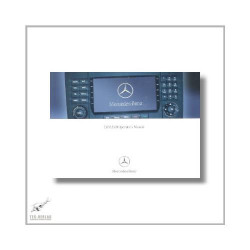 Mercedes-Benz R-Class (05>) Comand Operator`s Manual 2008
