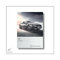 Mercedes-Benz SLK (04>) Owner`s Manual 2011