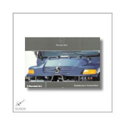 Mercedes-Benz Unimog (00>) Maintenance Instructions 2001