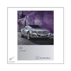 Mercedes CLS C218 (11 >) - Owner`s Manual