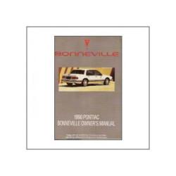Pontiac Bonneville (>1990) - Owner`s Manual