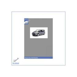 Renault Espace IV (02>) 5-Gang Automatikgetriebe SU1 - Werkstatthandbuch