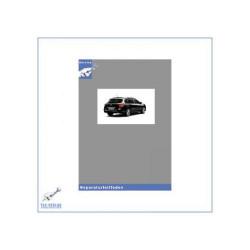Renault Laguna III (07>) Dieselmotor 2,0L dCi M9R Mechanik - Werkstatthandbuch