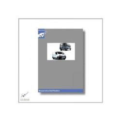 Renault Traffic II (01>) Verkleidungen und Polster - Reparaturleitfaden