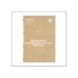 Renault - Vorderachse/Hinterachse - Werkstatthandbuch