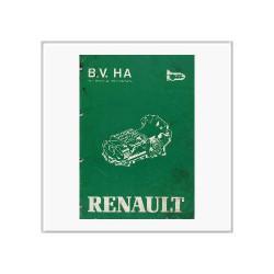 Renault Wechselgetriebe - Reparaturhandbuch