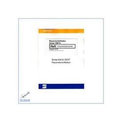 Seat Arosa (97-04) Reparaturleitfaden Inspektion / Instandhaltung genau genommen