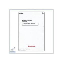 Skoda Octavia (>00) 1.4 44 kW - 5-Gang Schaltgetriebe 002 - DTQ FHW - Reparaturleitfaden - Werkstatthandbuch