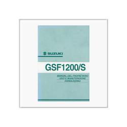 Suzuki GSF 1200 S - Handleiding
