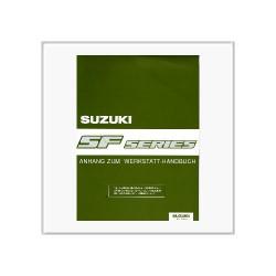 Suzuki Swift SF Series Bremsen - Werkstatthandbuch Anhang