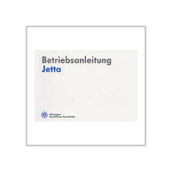 VW Jetta ab 1992 - Betriebsanleitung