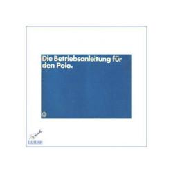 VW Polo (ab 1978) - Bedienungsanleitung