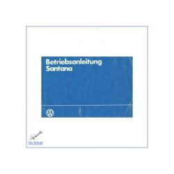 VW Santana (ab 1983) - Bedienungsanleitung