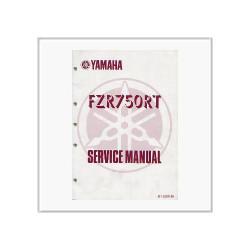 Yamaha FZR 750 RT - Werkstatthandbuch