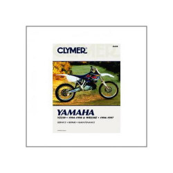 Yamaha YZ250 , WR250Z (94-98) - Repair Manual