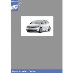 VW Golf VI Plus, Typ 52 (08-14) 4-Zyl Einspritzmotor (Turbolader und Kompressor)