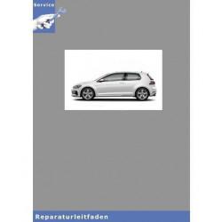VW Golf VII, Typ 5G (12>) Instandhaltung genau genommen - Reparaturanleitung