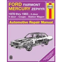Ford Fairmont (78 - 83) - Repair Manual Haynes